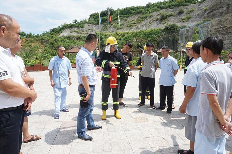 消防演练活动